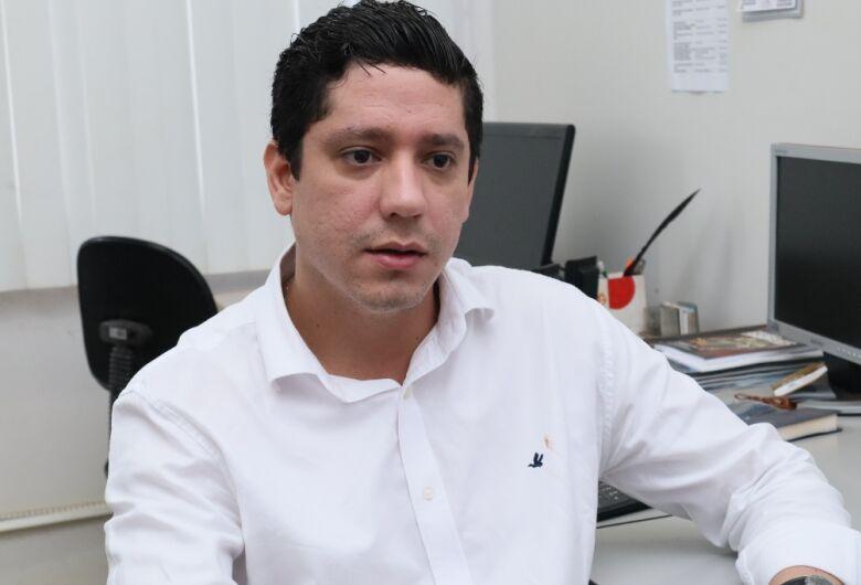 Médico Gecimar Teixeira Júnior assume a Secretaria Municipal de Saúde