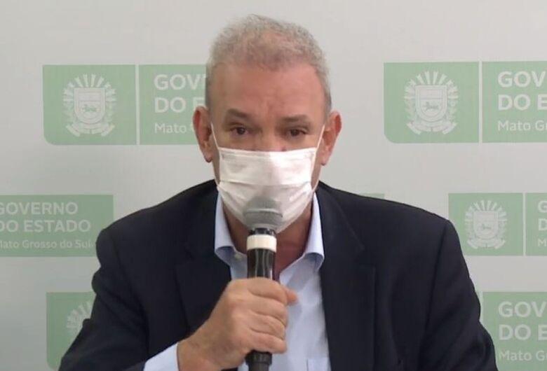 Secretaria Estadual de Saúde de MS registra 711 novos casos e 9 mortes por COVID-19 em 24 horas