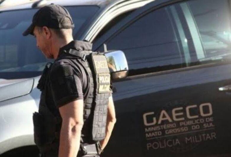 Gaeco cumpre mandados em Dourados e Campo Grande