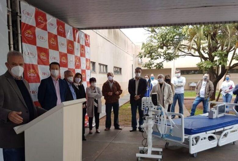 Dourados recebe mais 60 leitos clínicos para combate à Covid-19