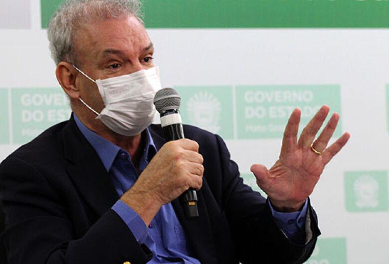 Mato Grosso do Sul tem 153 mortes por coronavírus e 12.969 confirmados