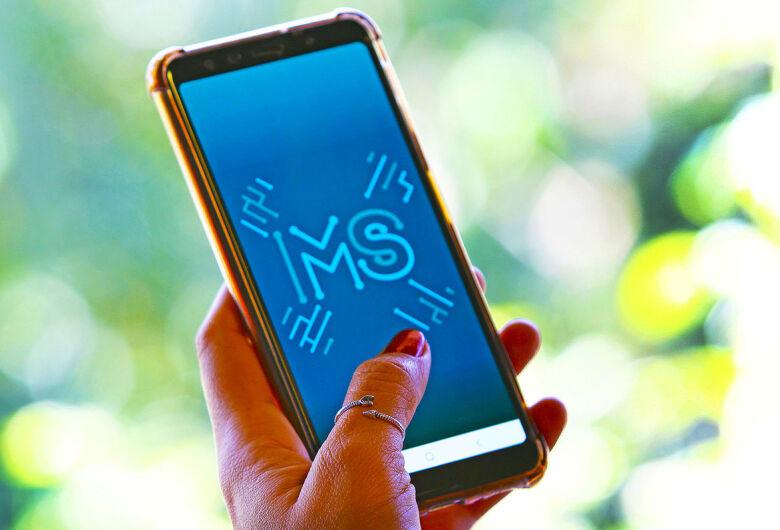 Licenciamento está entre serviços públicos mais acessados do aplicativo MS Digital