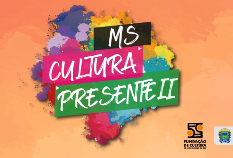 Divulgada relação de contemplados pelo Projeto MS Cultura Presente II