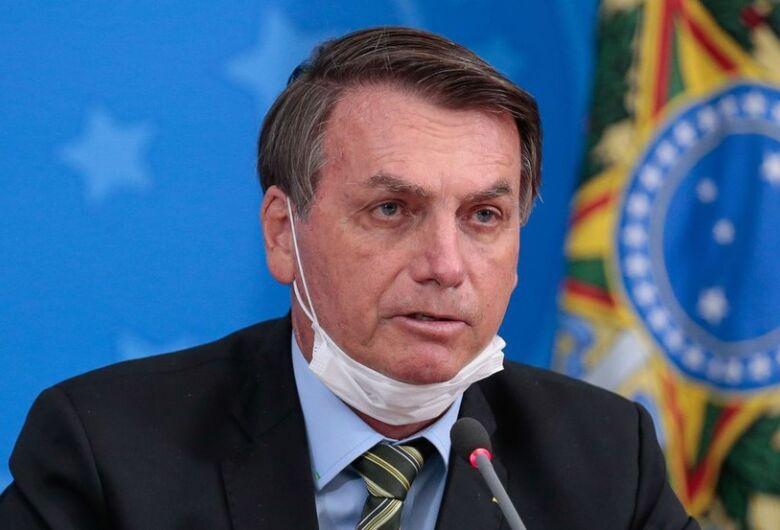 Bolsonaro veta parte de lei que determina o uso de máscaras em locais públicos