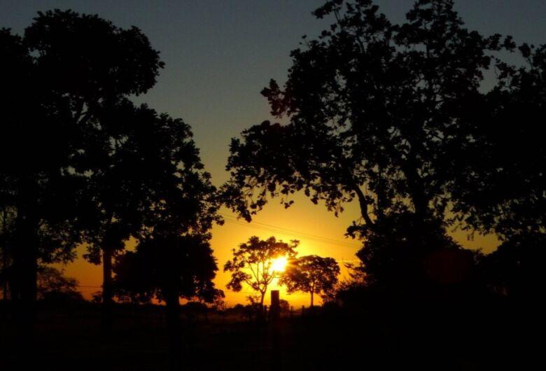 Sábado terá predomínio de sol e temperaturas em elevação