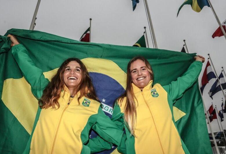 Campeãs olímpicas, Martine e Kahena já treinam em Portugal