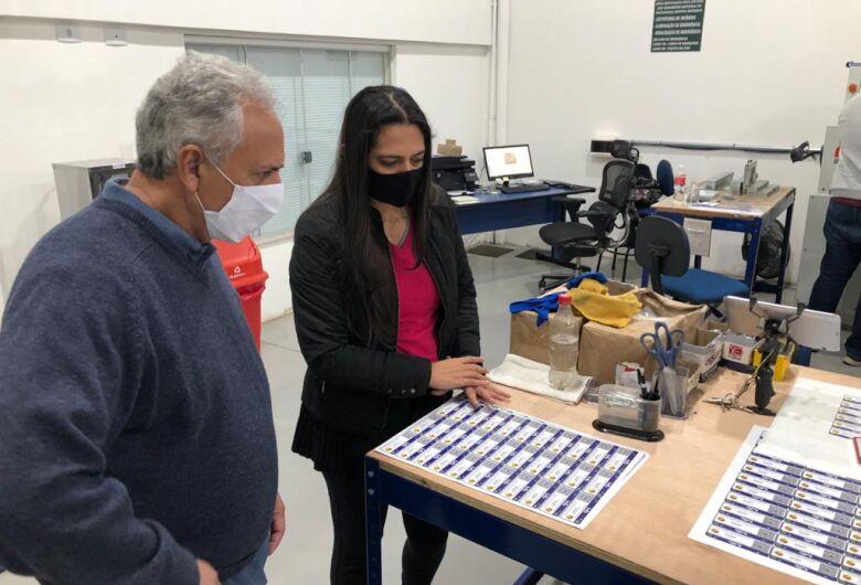 Detran-MS inicia série de visitas técnicas a empresas de emplacamento e vistoria