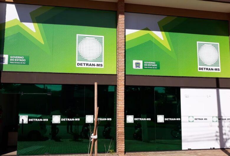 Mais de mil clientes agendaram atendimento nas agências do Detran-MS em Dourados