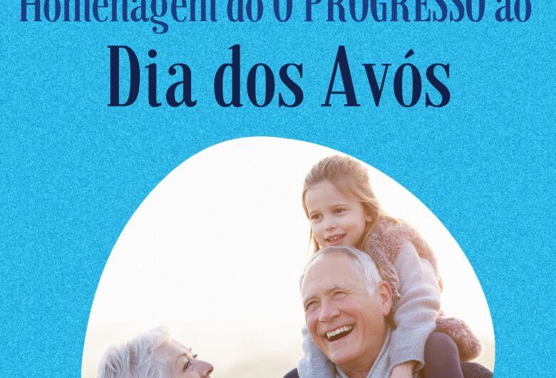 Homenagem do O Progresso ao Dia dos Avós