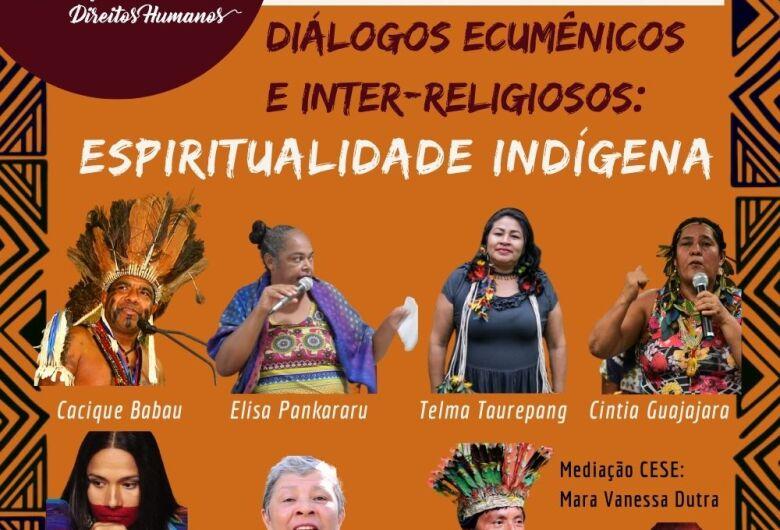 """Live """"Diálogos Ecumênicos e Inter-religiosos"""""""