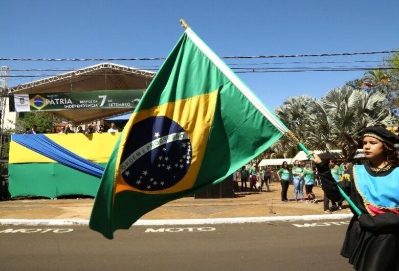 Desfile de 7 de setembro é cancelado em Dourados