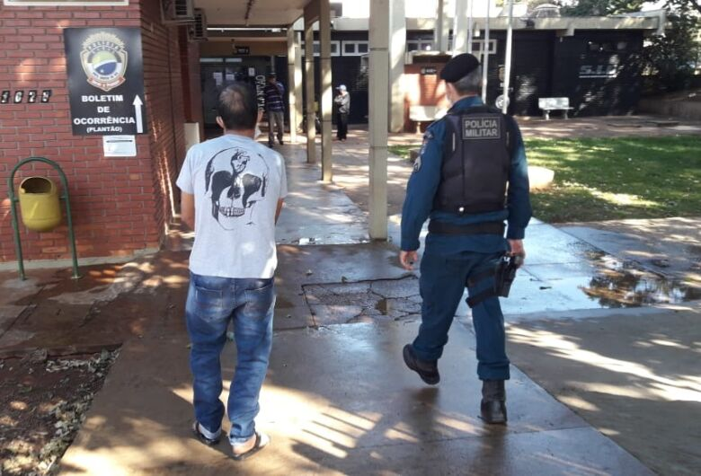 Homem baleado que fugiu do Hospital da Vida  é preso