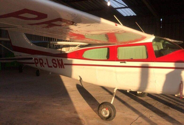PF apreende 23 aviões usados por traficantes na fronteira de MS