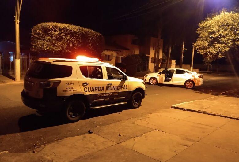 Autores de furto de veículo são presos pela GM