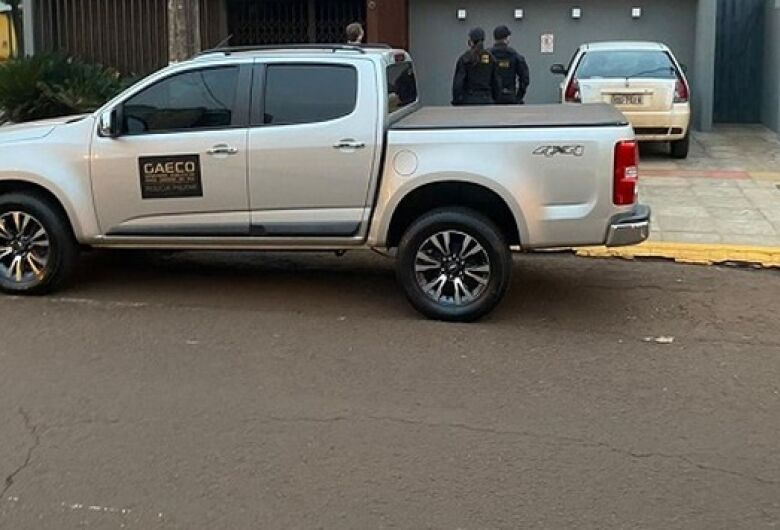 Gaeco deflagra operação 'Gambiarra' em Dourados