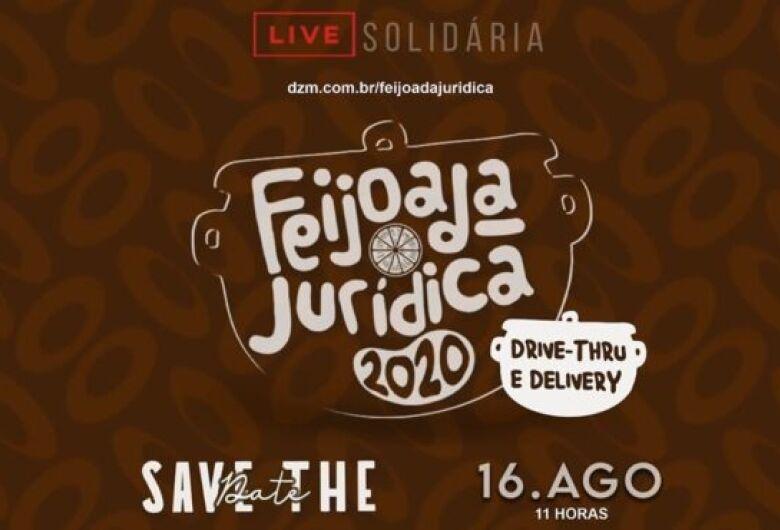 Feijoada jurídica e live solidária acontecem neste domingo em Dourados