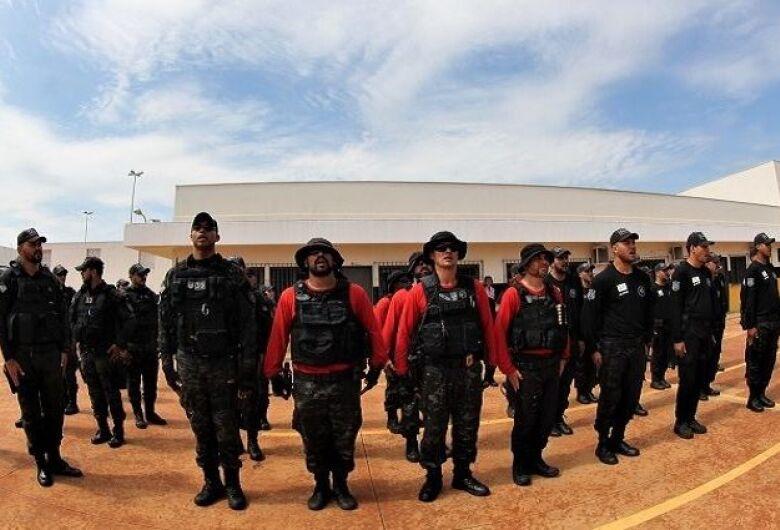 Agentes penitenciários aprovados em concurso são convocados para inspeção médica