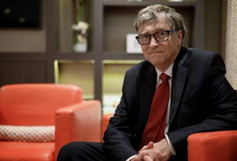 Bill Gates: Mudança climática é muito pior que covid-19
