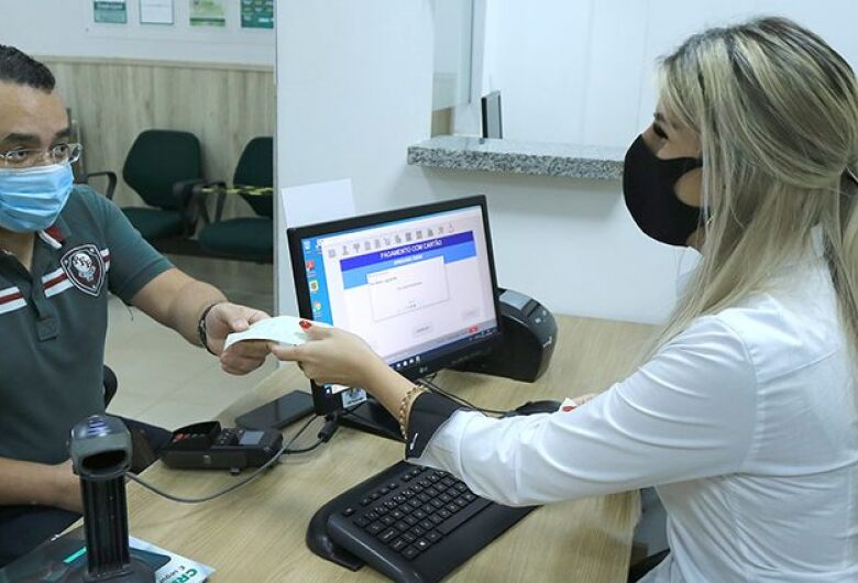 Detran-MS lança sistema para pagamento de guias por cartão de débito