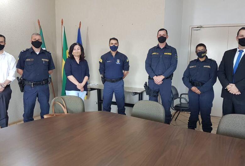 Guardas Municipais que prenderam assassino de ex-secretário serão homenageados