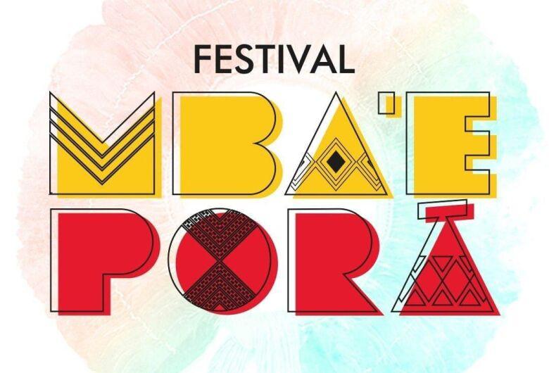 """""""Festival Mba'e Porã"""" em prol dos Guarani e Kaiowá começa nesta sexta-feira (7)"""