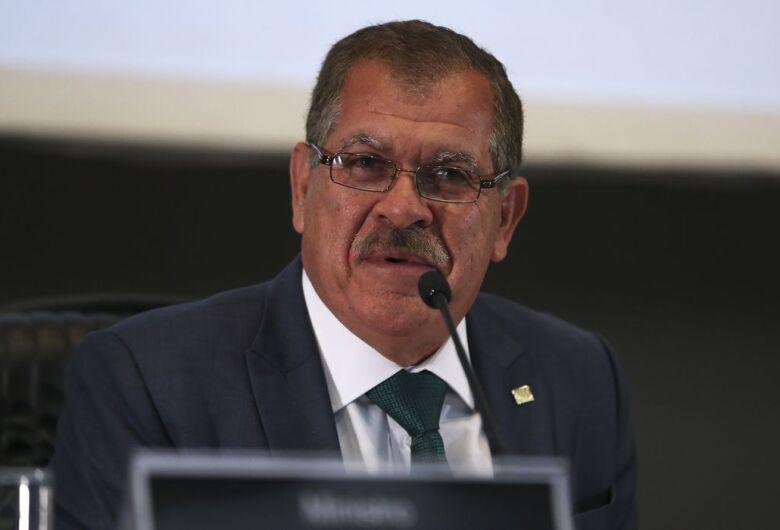 Ministro Humberto Martins toma posse como presidente do Superior Tribunal de Justiça