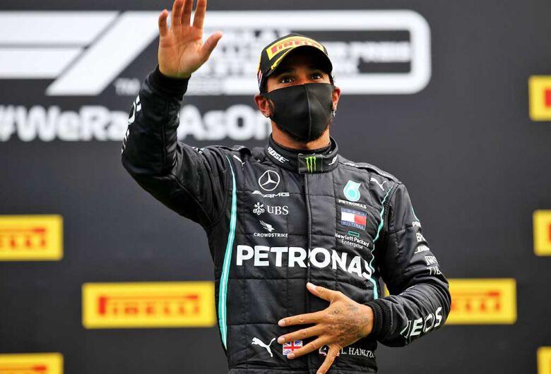 Hamilton lidera de ponta a ponta e vence o GP da Bélgica