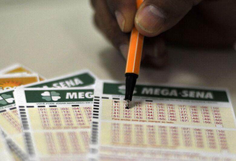 Mega-Sena acumula e próximo sorteio deve pagar R$ 12,5 milhões