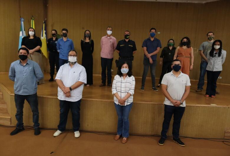 Délia empossa Conselho Municipal de Proteção e Defesa dos Animais