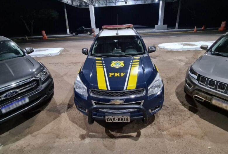 Cinco veículos são recuperados em Miranda
