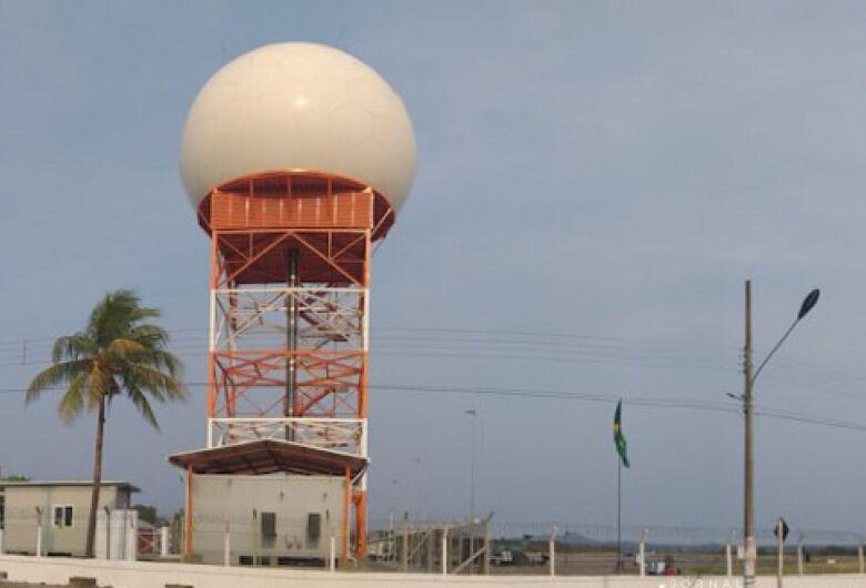 Estação Radar de Corumbá reforçará ações contra tráfico aéreo na fronteira