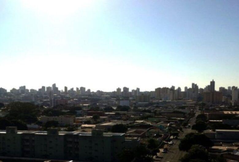 Calor chega perto dos 40°C nesta terça-feira em MS