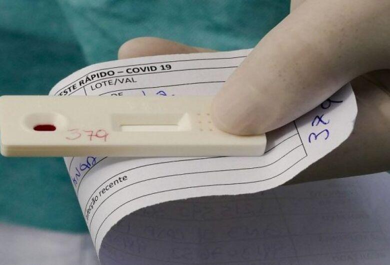 MS registra 331 novos casos de coronavírus