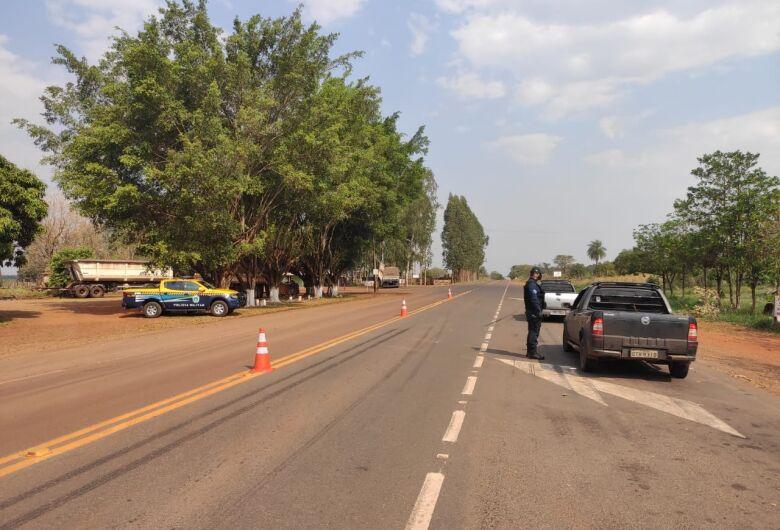 4 mortes por acidente de trânsito foram registradas no feriado em MS