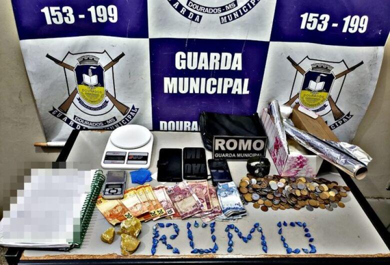 Guarda Municipal fecha 'boca de fumo' no João Paulo II