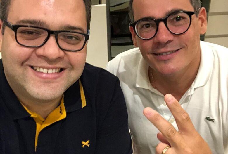 Alan Guedes registra candidatura à Prefeitura de Dourados
