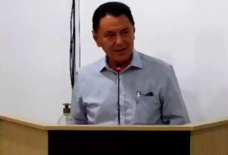 Após prefeito de cidade de MS ter mandato cassado, vice toma posse