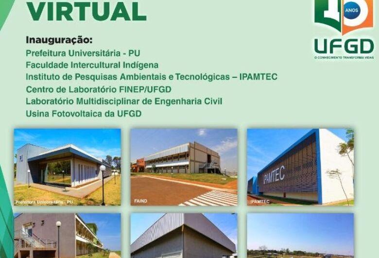 UFGD inaugura seis novos prédios avaliados em R$ 23 milhões