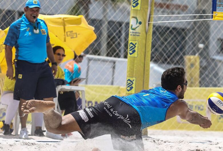 Começa hoje a temporada 20/21 do Circuito Brasileiro de Vôlei de Praia