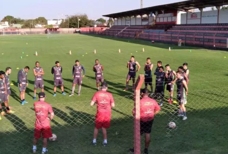 Águia Negra estreia amanhã na Série D contra União Rondonópolis