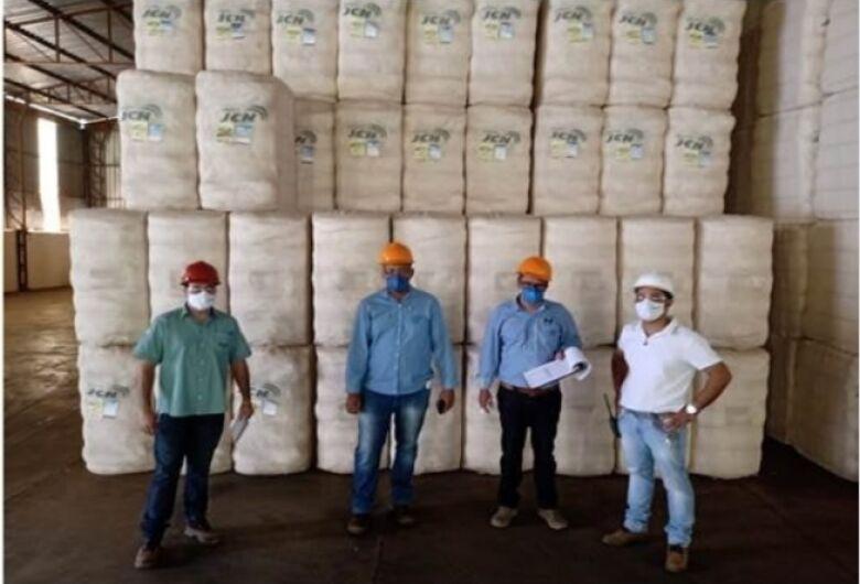 Mato Grosso do Sul terá primeira algodoeira certificada pelo ABR-UBA