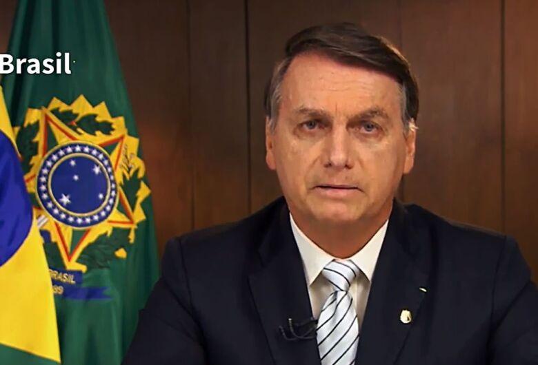 Bolsonaro diz que novo marco da biodiversidade deve considerar crise