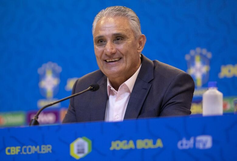 Com Menino e Bruno Guimarães, Tite convoca Seleção Brasileira para Eliminatórias da Copa