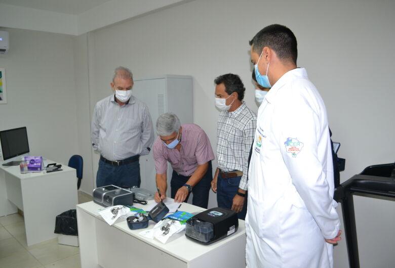 CER/APAE, SESAU E SES lançam o 1º ambulatório do Brasil 100% SUS, de reabilitação de cardiorrespiratória e neurológica da SARS COVID-19