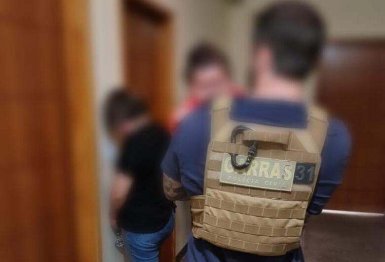 Polícia Civil prende mulher que forjou o sequestro do próprio neto