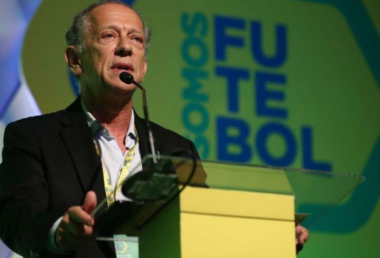 Secretário-geral da CBF afasta possibilidade de público nos estádios no atual momento