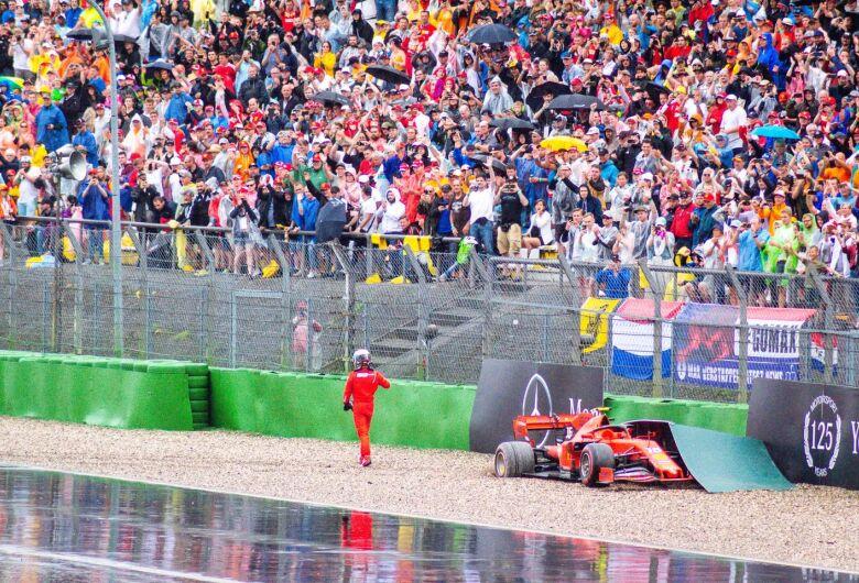 GP de F1 na Alemanha poderá ter a presença de público