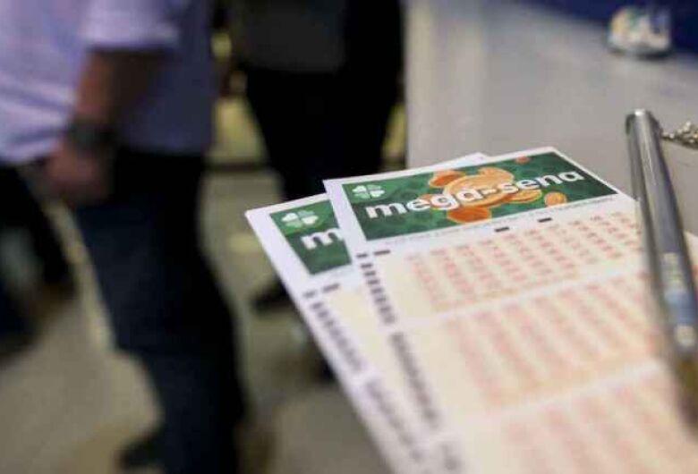 Aposta da Capital acerta cinco números da Mega-Sena e ganha R$ 55 mil