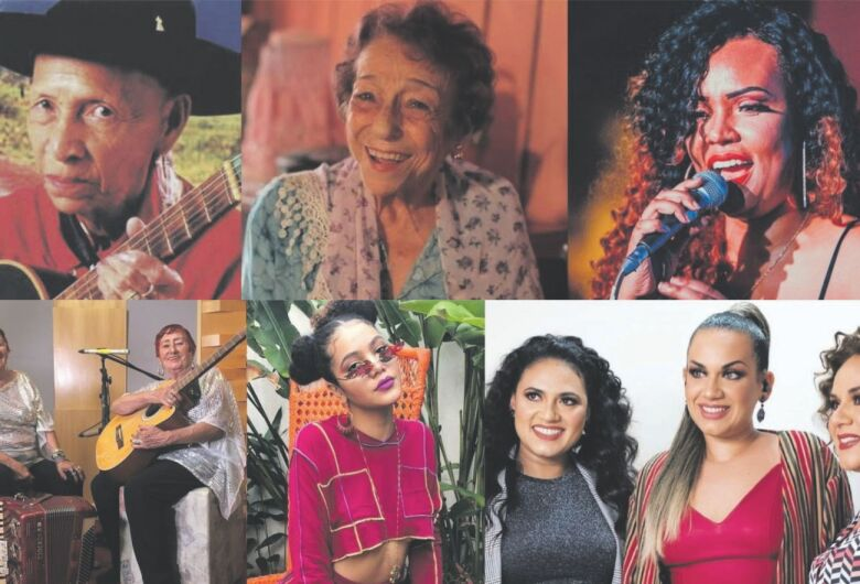 Exposição online traz Mulheres da Música de Mato Grosso do Sul