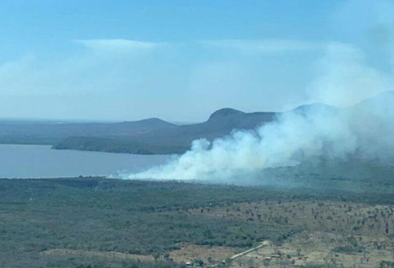 Mais de 50 homens vão reforçar trabalhos de combate aos focos de calor no Amolar